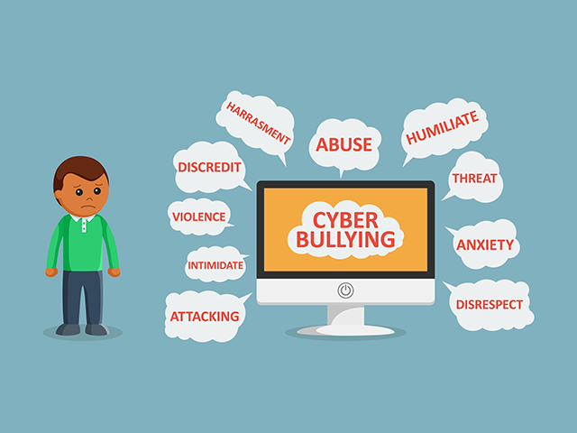 Vrste nasilja na internetu
